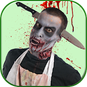 Zombie Face Funny Photo Editor