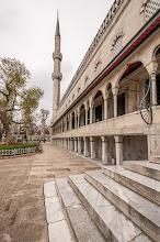 "Photo: Sultan-Ahmed-Camii (""Blaue Moschee"")"