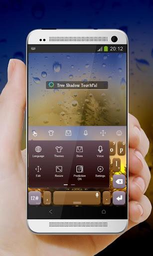 玩個人化App|ツリーシャドウ TouchPal テーマ免費|APP試玩