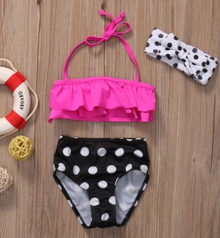 stroje kąpielowe dla dziewczynek 7