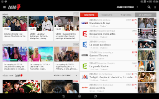 Screenshot of Télé 7 Jours - Programme TV