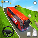 OffRoad Tourist Coach Bus Driving- Free Bus games icon