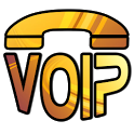 VOIP tablet: phone call & SMS icon