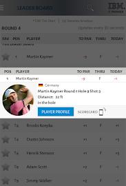 U.S. Open Golf Championship Screenshot 3