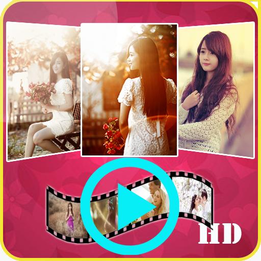 Music Video Photo Maker