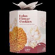Chao + Pan Lotus Flower Cookies