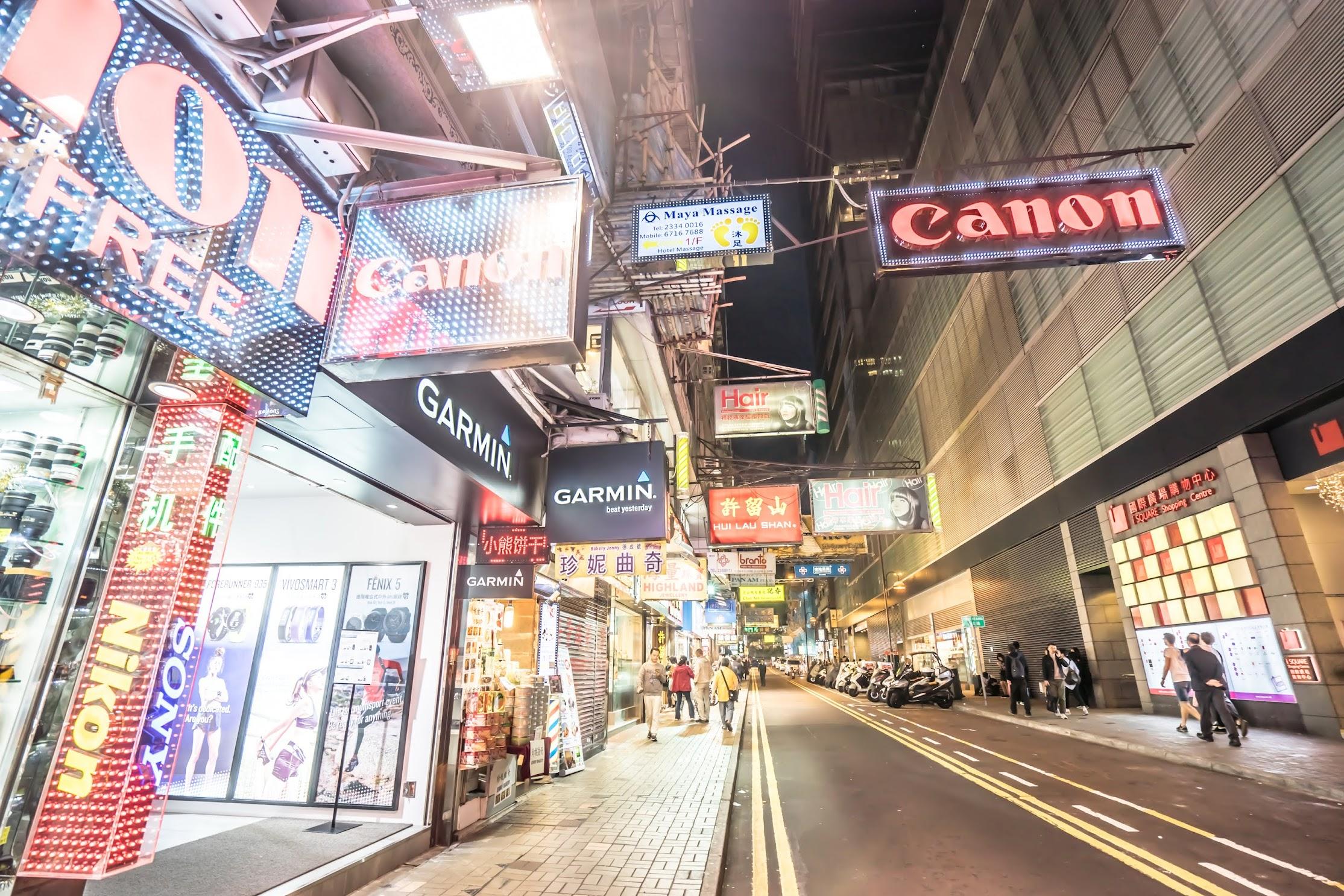 香港 尖沙咀 夜景4