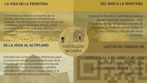Fortalezas Nazaríes