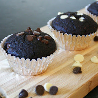 Low-Cal Chocolate Muffins