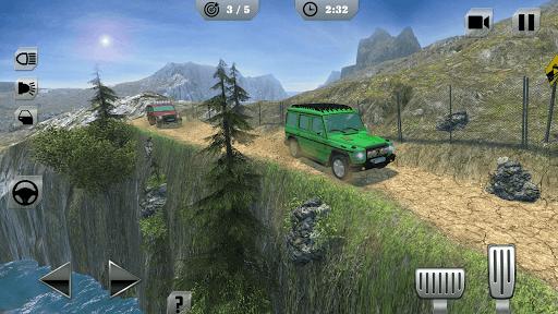 Off-Road Jeep Hill Climbing 4x4: Petualangan 3D 1.5 screenshots 11