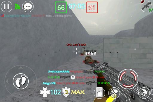 Critical Strikers Online FPS 1.8.8.b screenshots 4