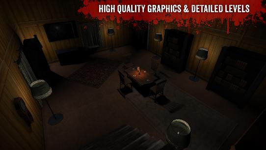 The Fear 2 : Creepy Scream House Horror Game 2018 2.4.6 [Mod + APK] Android 3