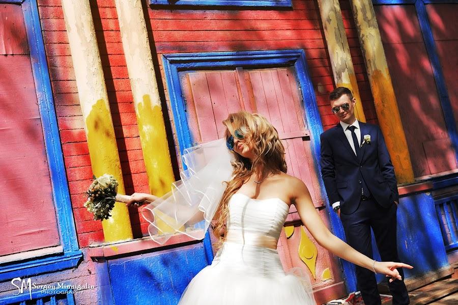 Wedding photographer Sergey Minnigalin (nextshot). Photo of 20.05.2016