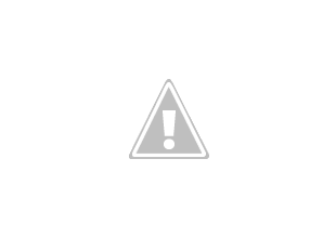 Photo: Aerial view of glacier snout, which we visited on Day 5.