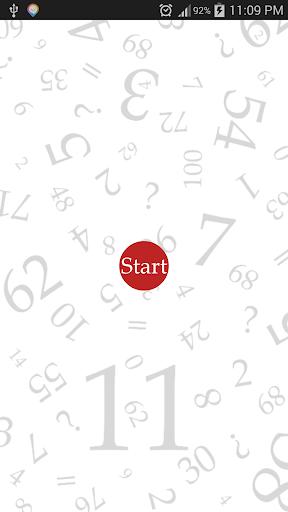Math Game 2 Player
