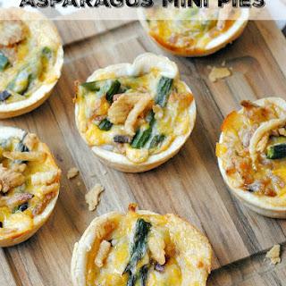 Asparagus Mini Pies