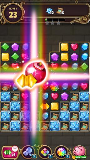 Jewel Land : Match Masters 1.0.1 Mod screenshots 5