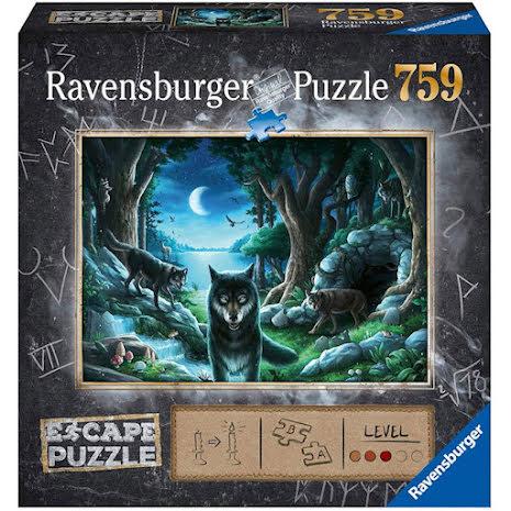 Puzzle Exit: Wolves (759 pieces)