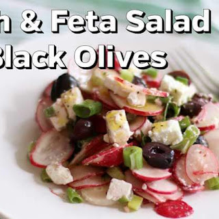 Radish & Feta Salad