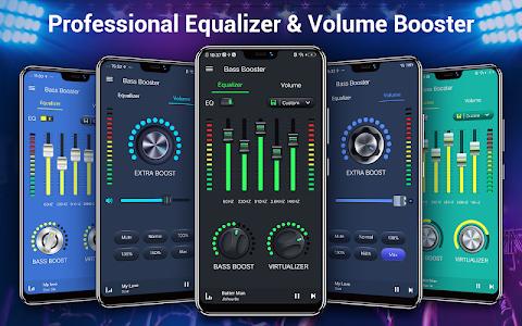 Equalizer -- Bass Booster & Volume EQ &Virtualizer 1.5.1