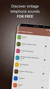 Download Full Old Telephone Ringtones 6.1.7 APK