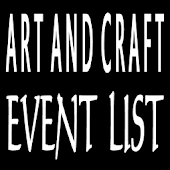 Art And Craft Event List