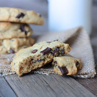 Real Deal Chocolate Chip Cookies of Against All Grain
