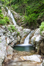 Photo: Waterfalls of the Valle della Ferriere