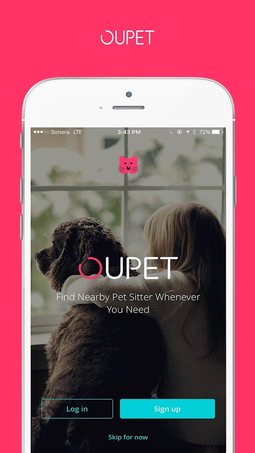 Oupet- screenshot
