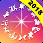 2018 Horoscope: Free Daily Horoscope, Zodiac Signs Icon