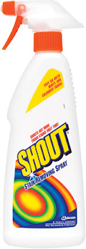 Shout Stain Removing Spray