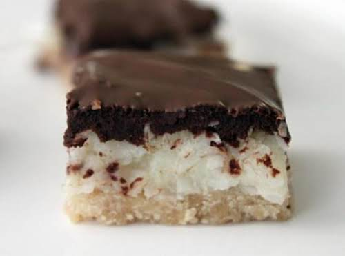 """Almond Joy Bars (With or Without the Almonds) """"I made these last..."""
