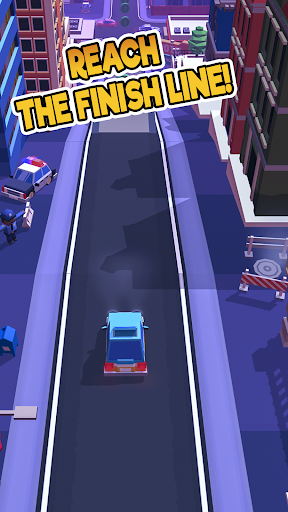 Taxi Run - Crazy Driver  screenshots 7