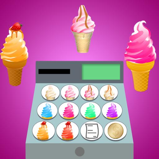 ice cream cash register game