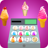 ice cream cash register game