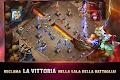 screenshot of Clash of Lords 2: Italiano