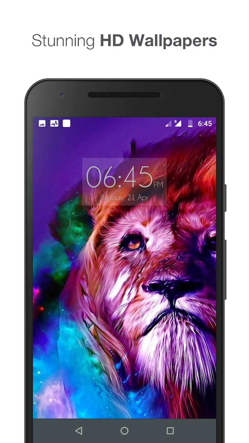 Knock lock screen - Applock Screenshot 0