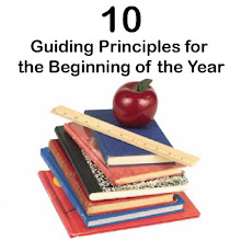 Photo: Happy Freebie Friday! http://bit.ly/Q4FsO8 Get ready for back-to-school with these Ten Guiding Principles for the Beginning of the Year. This item is free for a limited time, so save or print it today. (Posted 8/17/2012)