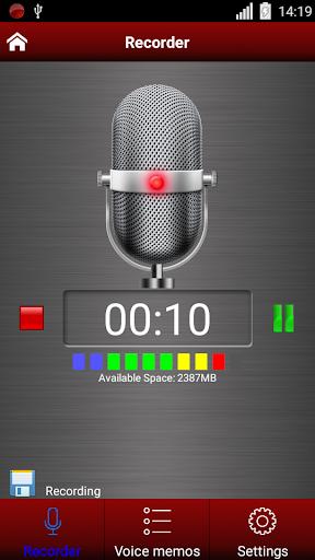 Voice recorder pro v1.7.45.26