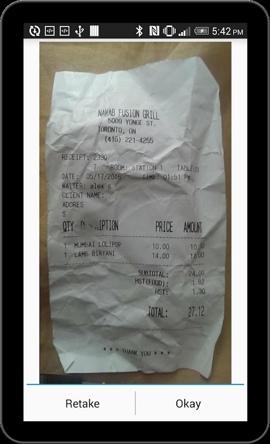 Expense Manager & Divider - screenshot