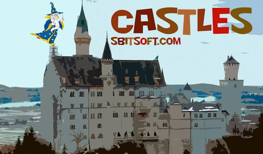 Big puzzles: castles- screenshot thumbnail
