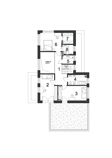 Wyważony D29 - Rzut piętra