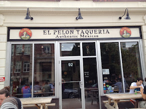 Photo: El Pelon Taqueria in Boston, MA proudly displaying their BBB Accreditation