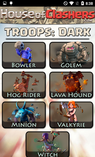 Guide for Clash of Clans CoC  screenshots 8