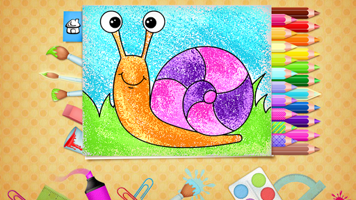 123 Kids Fun - Coloring Book 1.14 screenshots 2