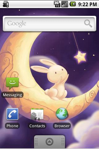 Lucky Star Live Wallpaper Free screenshot 1