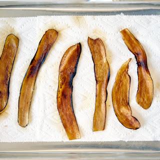How To Make Eggplant Bacon.