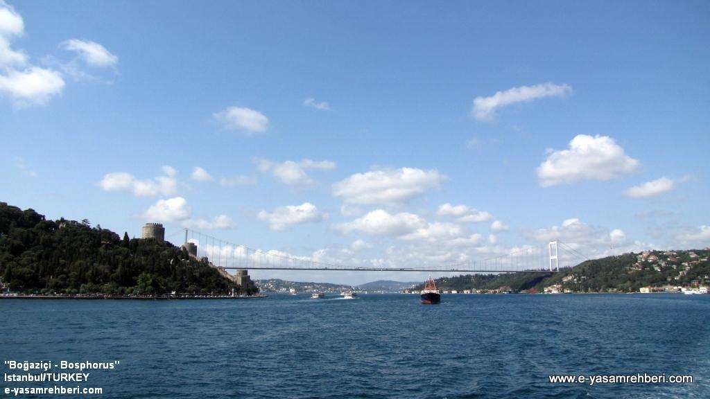 istanbul boğaz turu