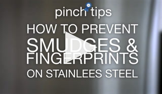Pinch Tips: How To Prevent Smudges & Fingerprints On Stainless Steel Recipe