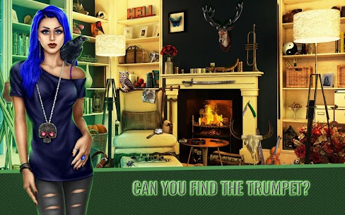 Hidden Object Haunted House of Fear – Mystery Game 1